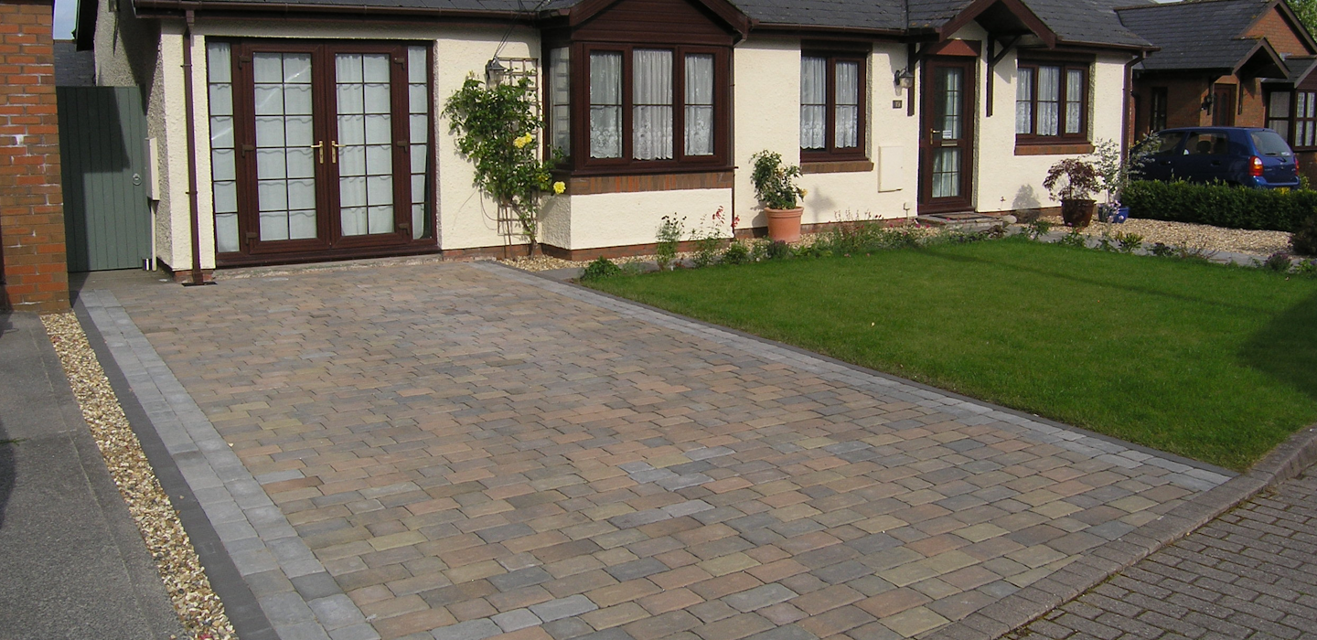 Make the front of your property look betterDrives and Paths